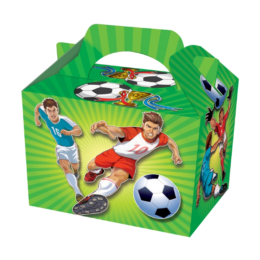 Football Party Box Partybag Ie
